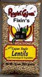 Cajun Style Lentils - Ragin Cajun