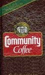 Community Coffee w/out Chicory