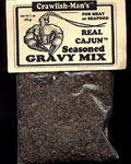 Brown Gravy Mix Crawfish Man's