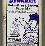 Onion Ring & Shrimp Batter Mix