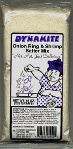 Onion Ring & Shrimp Batter Mix