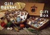 Cajun Gift Basket 8 Items
