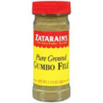 Zatarain's Gumbe File'