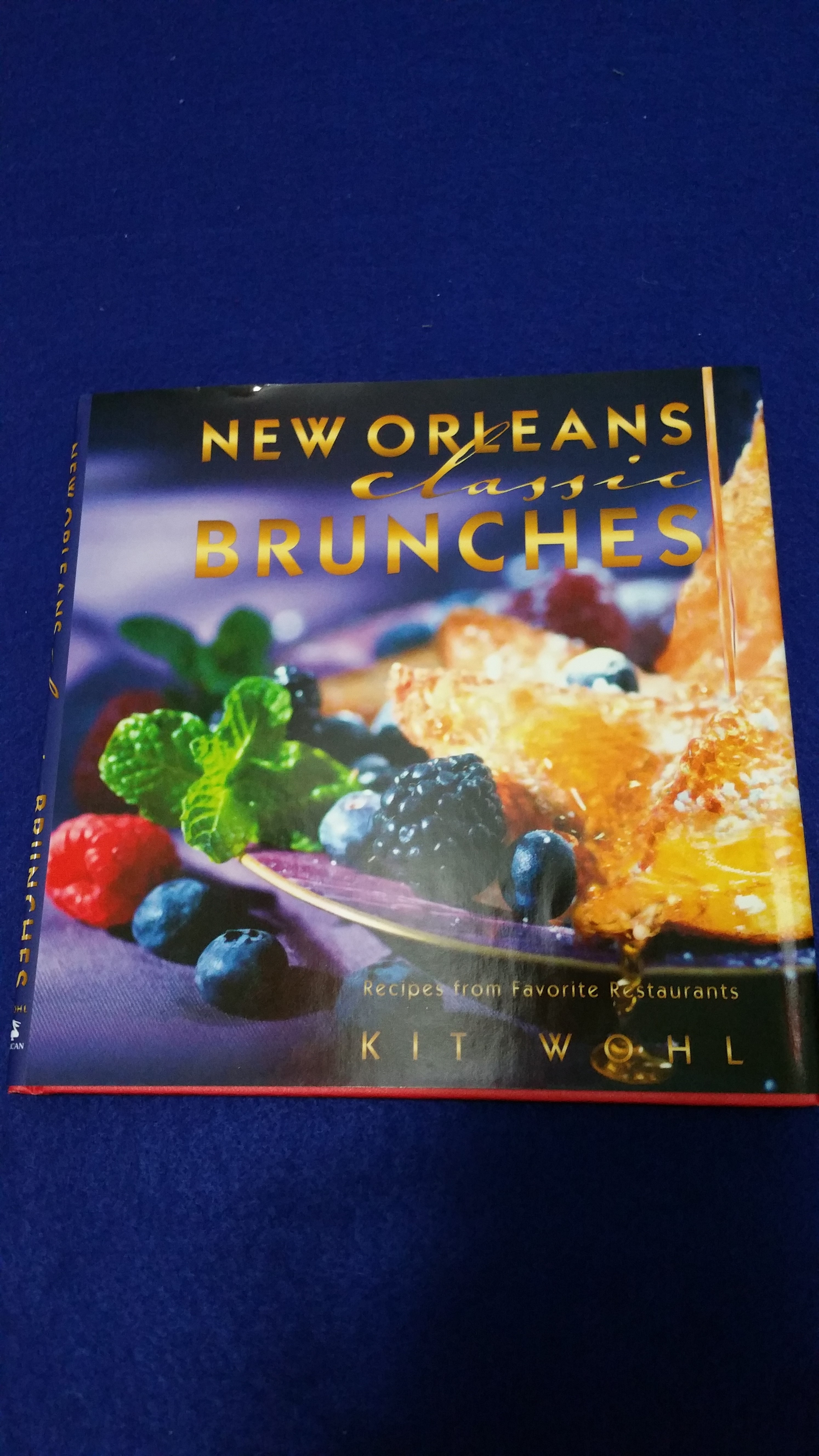 Kit Wohl - Brunches Cookbook