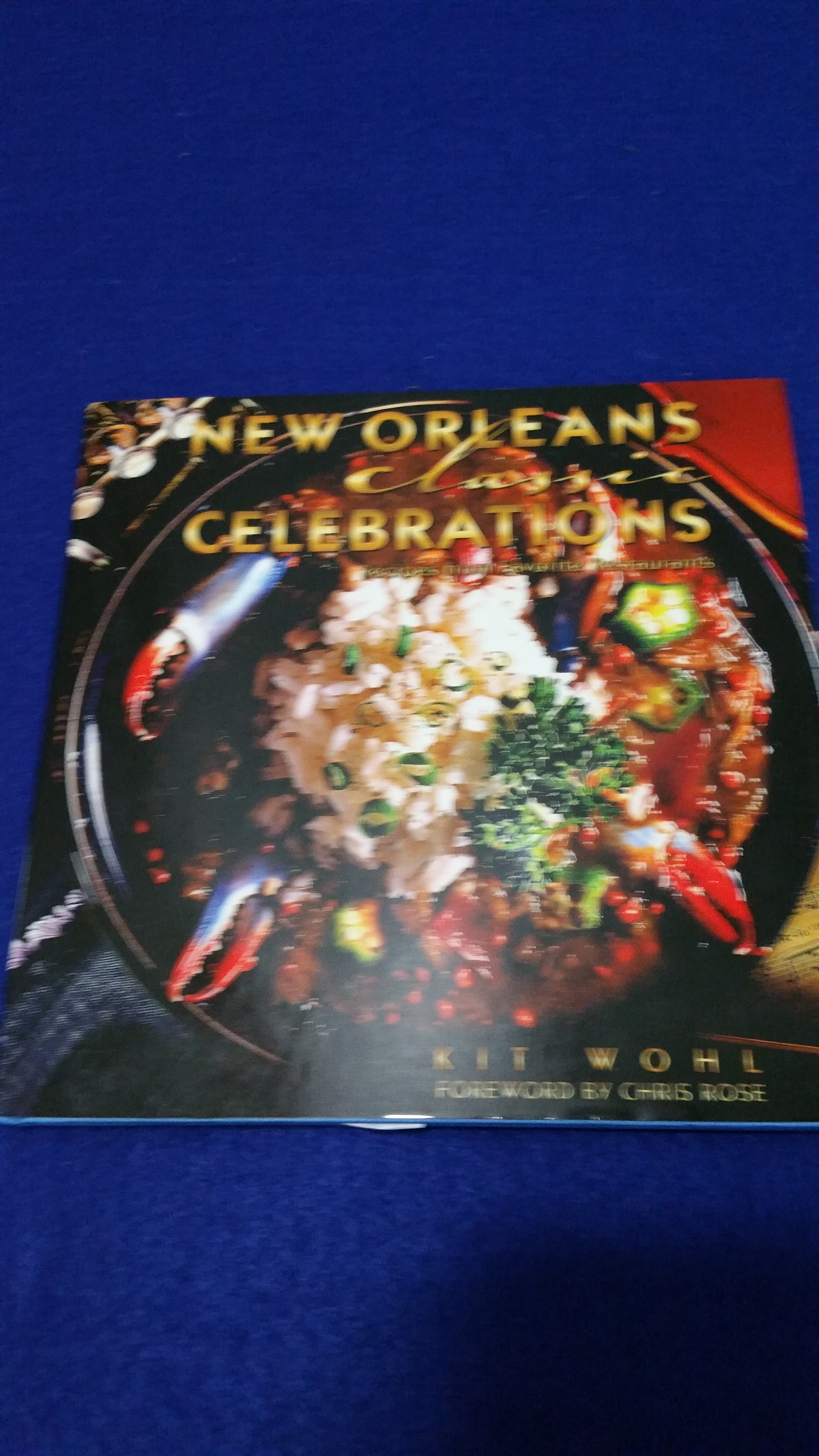 Kit Wohl - Celebration Cookbook