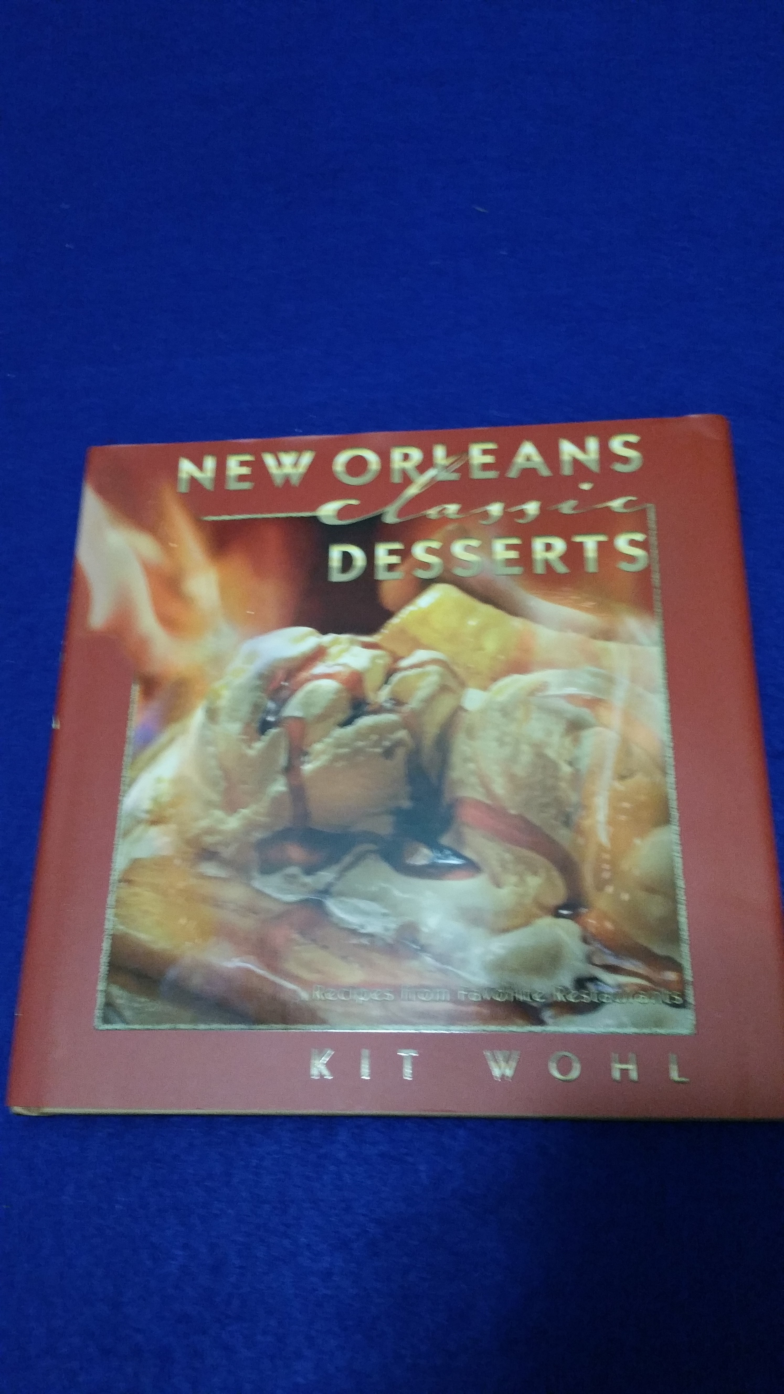 Kit Wohl Classic Desserts
