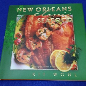Kit Wohl - Seafood Cookbook