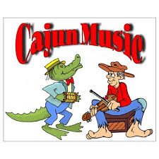 Music - Cajun (Goldband Records)