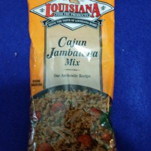 Cajun Jambalaya Mix LA Fish Fry