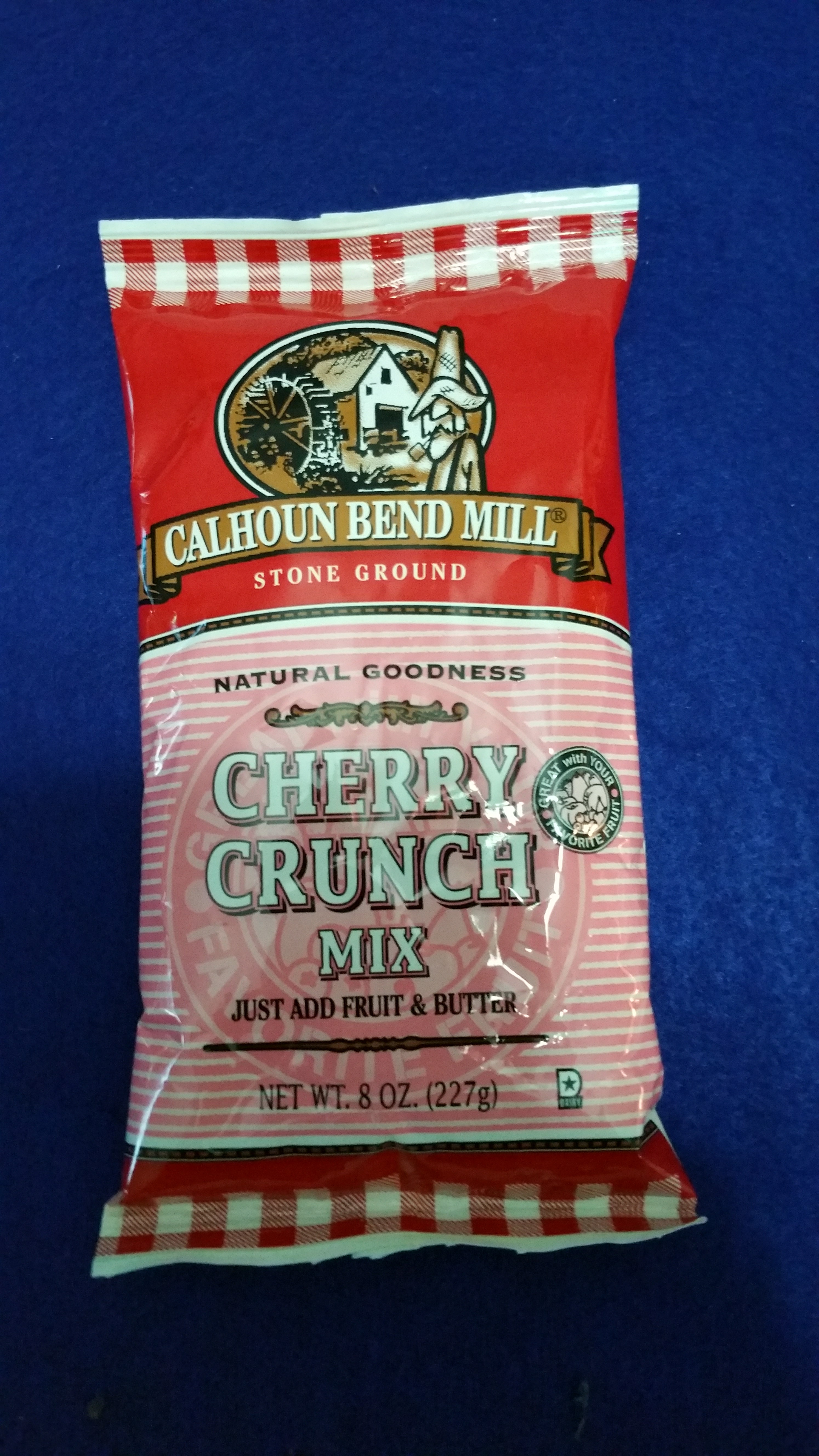 Cherry Crunch Mix - Calhoun Bend Mill