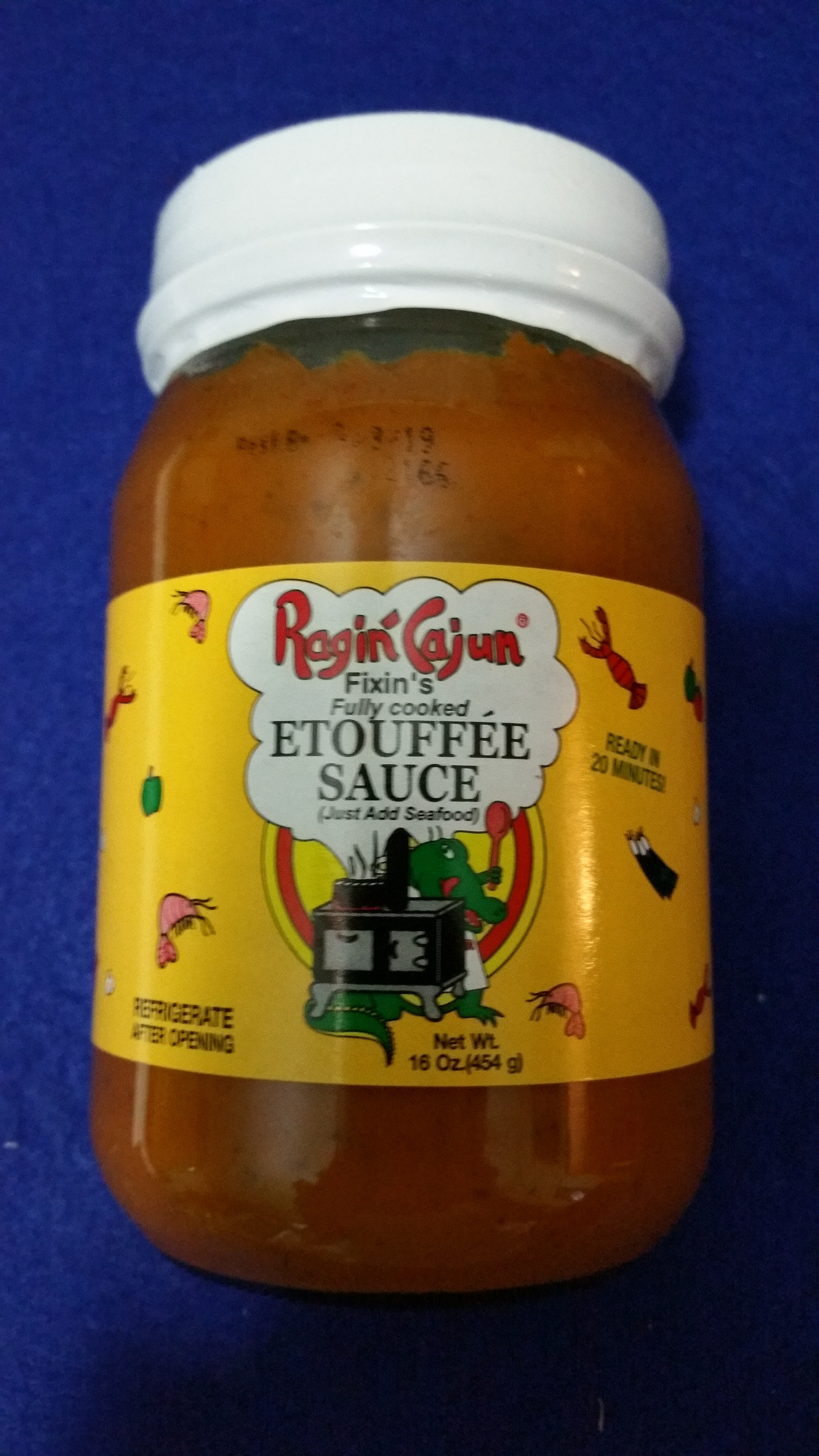 Etouffee Sauce - Ragin Cajun