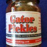 Gator Pickles