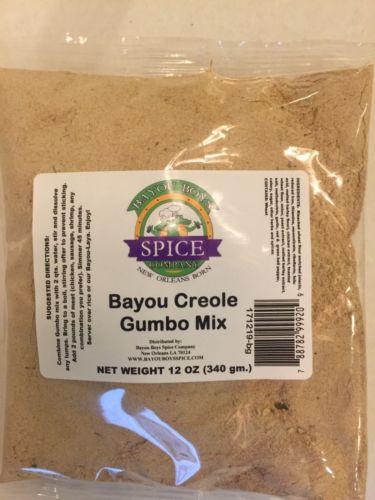 Bayou Creole Gumbo