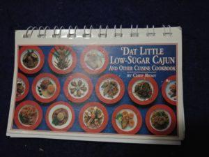 Dat Little Low-Sugar Cajun Cookbook